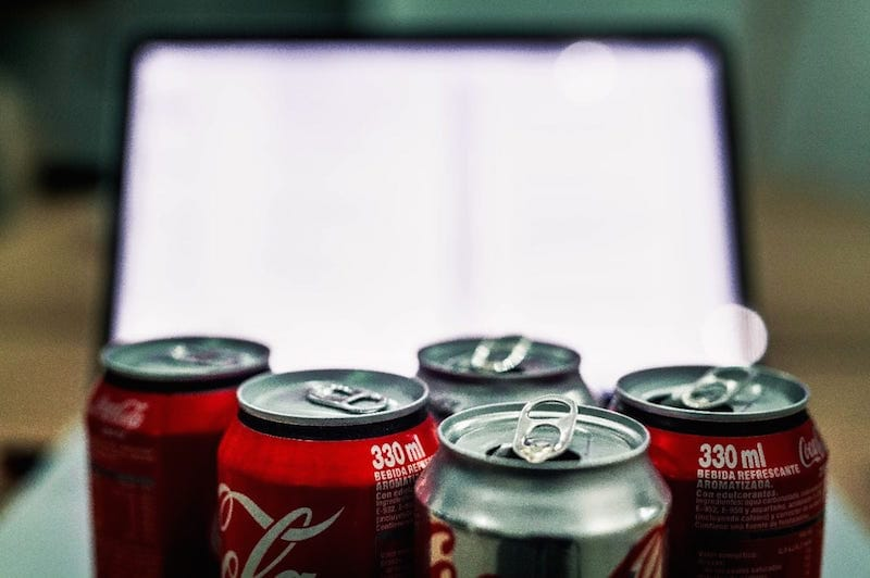 How kicking my soda habit is fueling my retirement