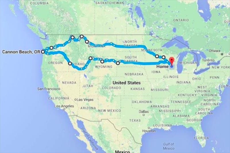 Road Trip Recap - It Wasn't Easy But It Was Worth It