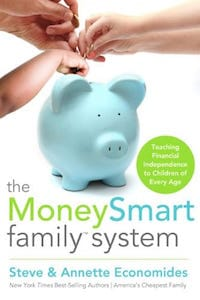 The MoneySmart Family System book cover