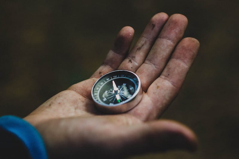 Before You Start, Set Your Financial Compass