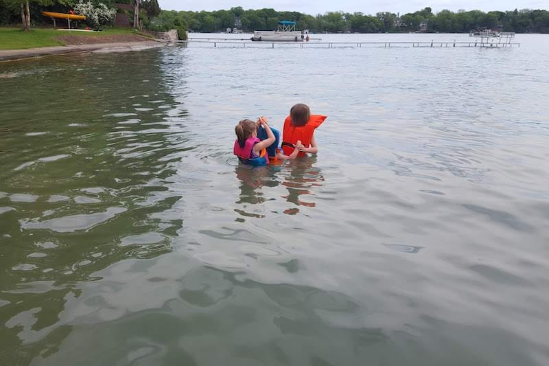 Swimming Lessons and Sponsorships - May 2018 Income, Savings, and Spending Report