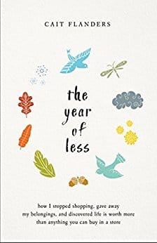 Cover of 'The Year of Less'