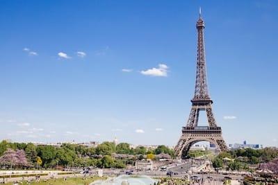 Paris - the Eiffel Tower